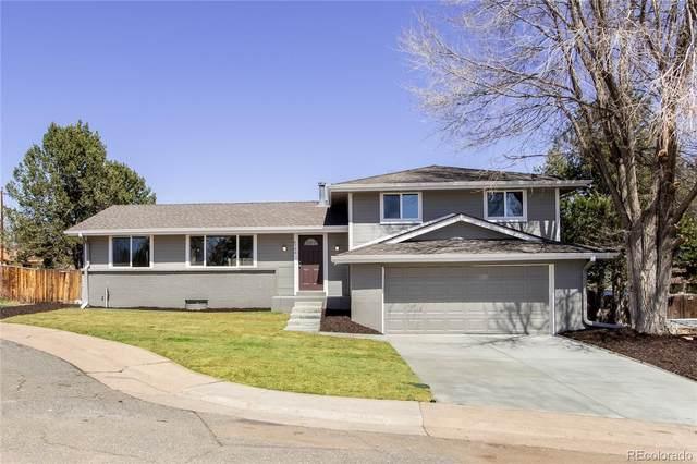 8723 E Eastman Place, Denver, CO 80231 (#7742464) :: The Dixon Group