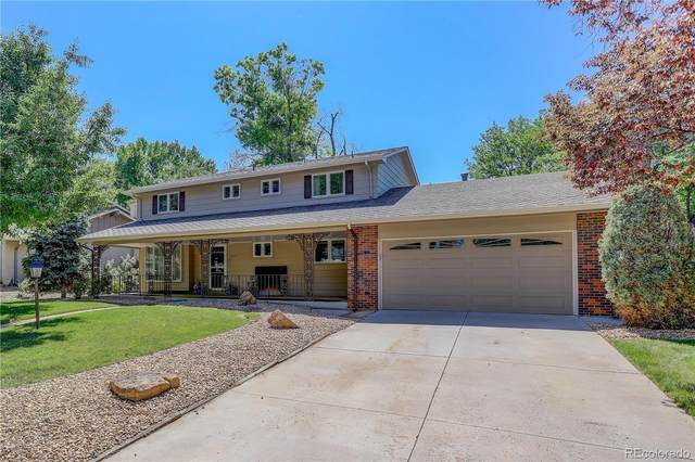 4991 S Clinton Street, Greenwood Village, CO 80111 (#7743260) :: The Griffith Home Team