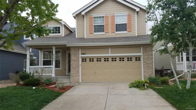 6083 S Zeno Court, Aurora, CO 80016 (MLS #7743559) :: 8z Real Estate