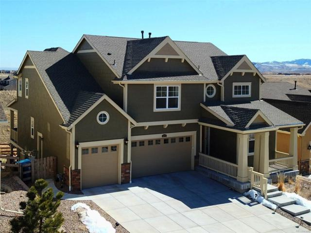 18650 W 84th Drive, Arvada, CO 80007 (#7744116) :: The HomeSmiths Team - Keller Williams