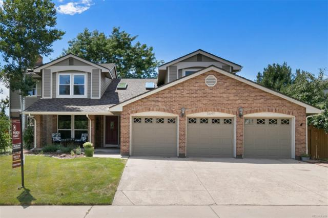 5649 S Ouray Street, Centennial, CO 80015 (#7744118) :: The Heyl Group at Keller Williams