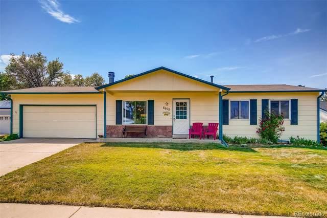 6605 S Elm Circle, Centennial, CO 80121 (MLS #7744218) :: 8z Real Estate