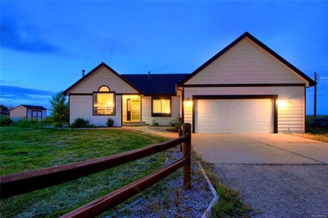 44561 Sundown Trail, Elizabeth, CO 80107 (MLS #7744268) :: 8z Real Estate