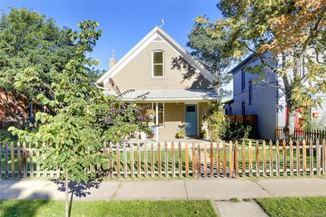 3251 Curtis Street, Denver, CO 80205 (MLS #7744272) :: Kittle Real Estate