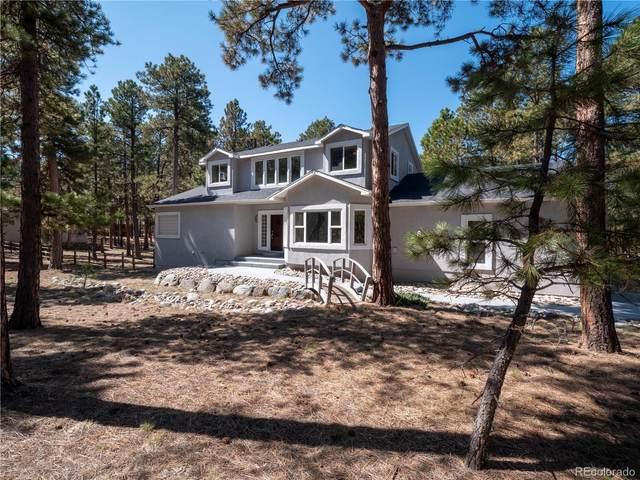 19925 Roaming Drive, Colorado Springs, CO 80908 (MLS #7744497) :: 8z Real Estate