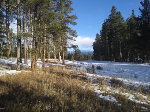 178 County Road 516, Tabernash, CO 80478 (#7745541) :: Mile High Luxury Real Estate