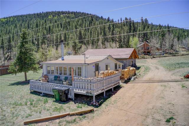 60 Smith Road, Bailey, CO 80421 (#7745867) :: Venterra Real Estate LLC
