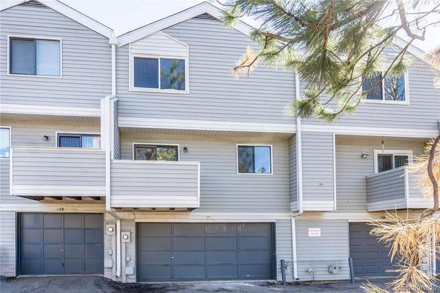 12 S Nome Street C, Aurora, CO 80012 (#7745981) :: Real Estate Professionals