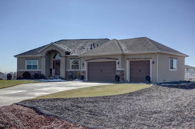 10960 E 162nd Drive, Brighton, CO 80602 (#7746130) :: The DeGrood Team