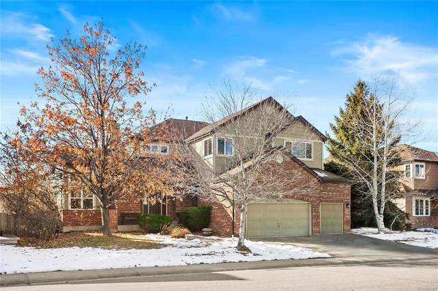 16102 Hollyridge Drive, Parker, CO 80134 (#7746164) :: HomeSmart Realty Group