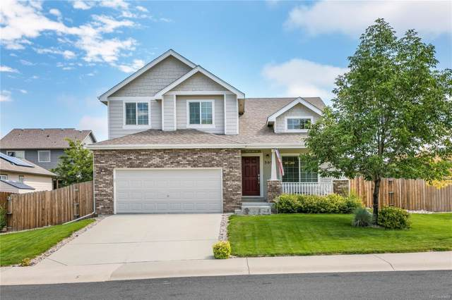 309 Fossil Drive, Johnstown, CO 80534 (MLS #7746441) :: 8z Real Estate