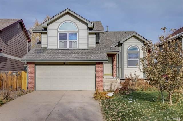 11113 W Fremont Place, Littleton, CO 80127 (MLS #7747001) :: 8z Real Estate