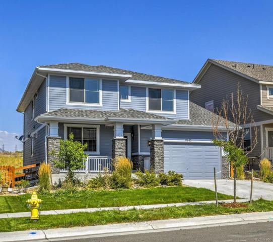 8665 Torrey Street, Arvada, CO 80007 (#7747290) :: The Pete Cook Home Group