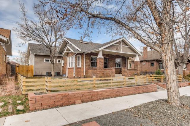 1875 S Grant Street, Denver, CO 80210 (#7747494) :: Compass Colorado Realty