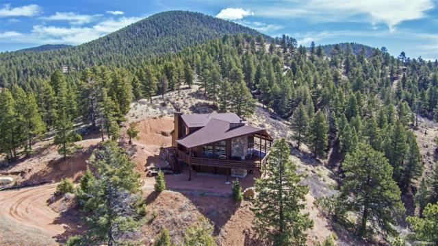270 Spruce Road, Woodland Park, CO 80863 (#7747625) :: The Healey Group