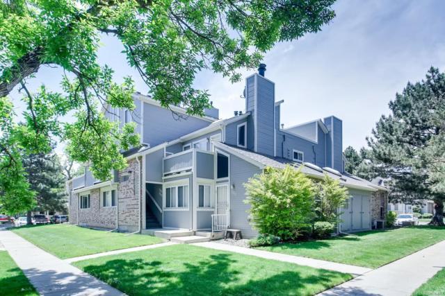 4971 Garrison Street 101A, Wheat Ridge, CO 80033 (MLS #7747812) :: 8z Real Estate