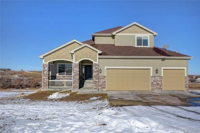34727 Southern Cross Loop, Kiowa, CO 80117 (MLS #7747820) :: 8z Real Estate