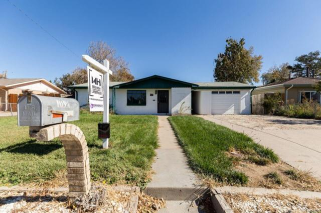 7030 Pontiac Street, Commerce City, CO 80022 (#7747855) :: The Heyl Group at Keller Williams