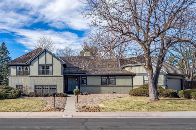 5671 S Florence Street, Greenwood Village, CO 80111 (#7748024) :: Hometrackr Denver