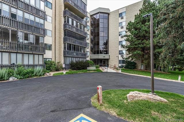 14001 E Marina Drive #204, Aurora, CO 80014 (#7748115) :: Venterra Real Estate LLC