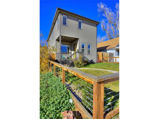 3953 Navajo Street, Denver, CO 80211 (#7749011) :: The Pete Cook Home Group