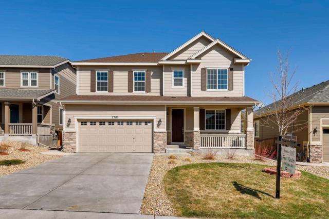 7719 Blue Water Drive, Castle Rock, CO 80108 (#7749037) :: Wisdom Real Estate