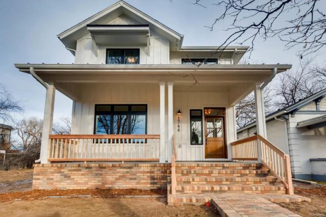 1744 S Pennsylvania Street, Denver, CO 80210 (MLS #7749097) :: 8z Real Estate