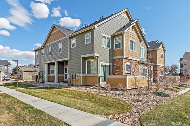 15800 E 121st Avenue #4, Commerce City, CO 80603 (MLS #7749266) :: Kittle Real Estate