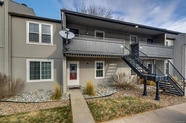 7110 S Gaylord Street K12, Centennial, CO 80122 (#7749268) :: The Dixon Group