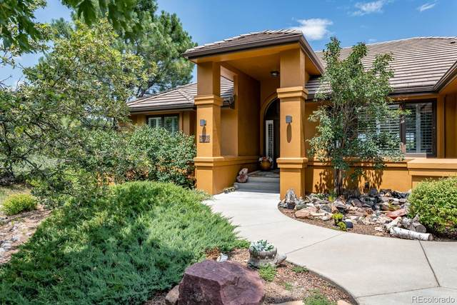 5655 Indian Paint Run, Littleton, CO 80125 (MLS #7749646) :: 8z Real Estate