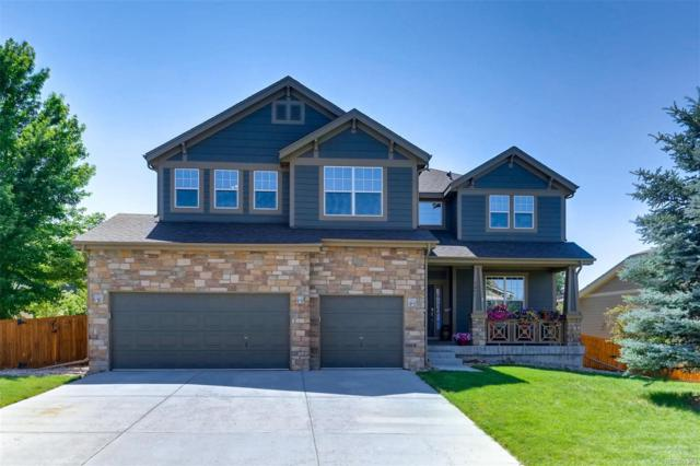 7491 Kimberly Drive, Castle Rock, CO 80108 (#7749853) :: Colorado Home Finder Realty