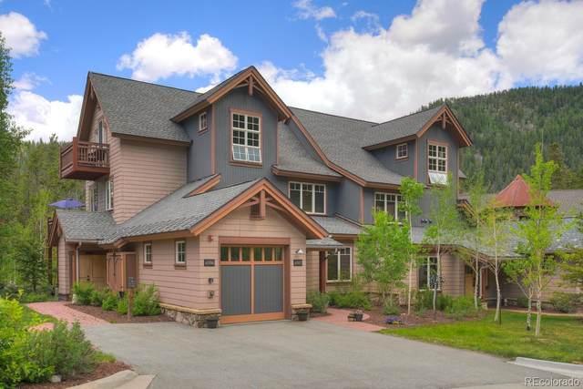 38 Tip Top Trail #6507, Dillon, CO 80435 (MLS #7749858) :: 8z Real Estate