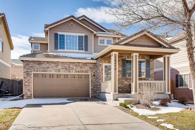 16254 E Geddes Place, Aurora, CO 80016 (MLS #7750100) :: 8z Real Estate
