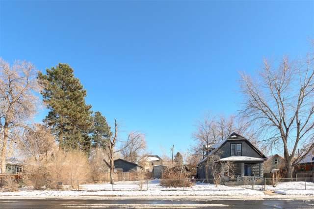 5612 S Cedar Street, Littleton, CO 80120 (MLS #7750140) :: Colorado Real Estate : The Space Agency