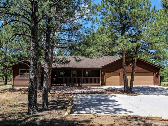 34693 Forest Park Drive, Elizabeth, CO 80107 (MLS #7750250) :: 8z Real Estate