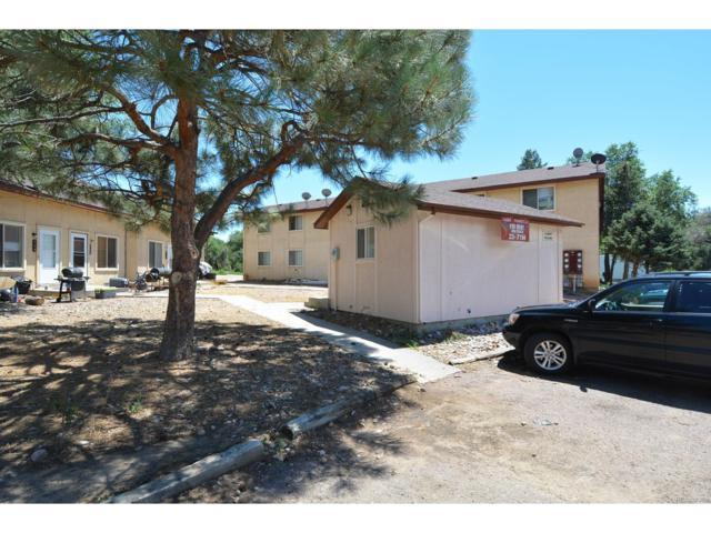 101 Wellington Street, Fountain, CO 80817 (MLS #7750323) :: 8z Real Estate