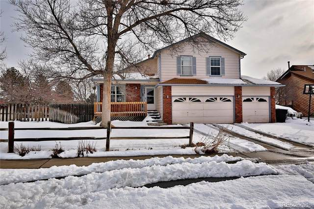 13098 Garfield Drive, Thornton, CO 80241 (MLS #7750762) :: Keller Williams Realty