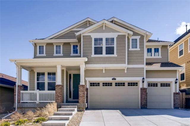18176 W 83rd Drive, Arvada, CO 80007 (MLS #7751104) :: The Sam Biller Home Team