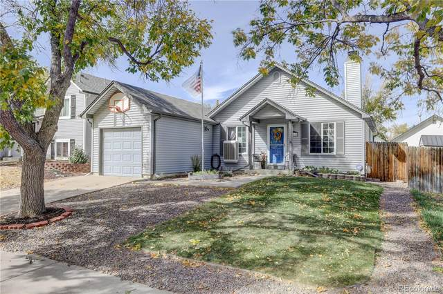 17418 E Whitaker Drive, Aurora, CO 80015 (#7751108) :: James Crocker Team