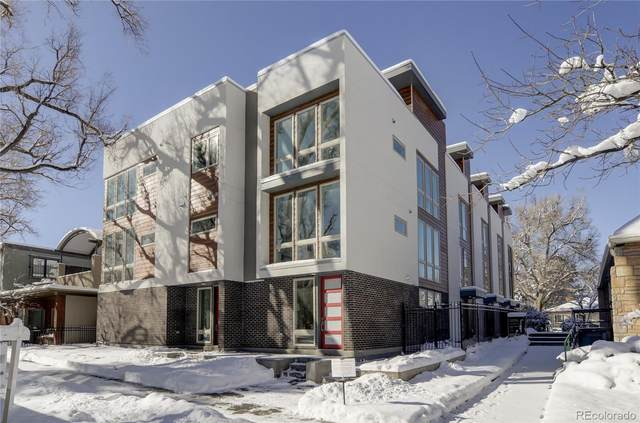 877 Delaware Street, Denver, CO 80204 (MLS #7751441) :: 8z Real Estate