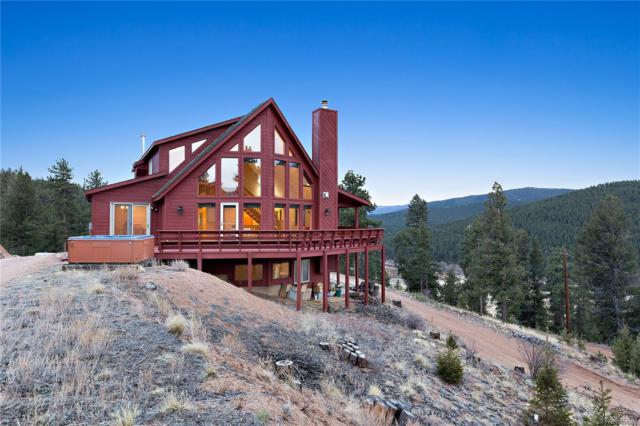 3282 County Road 43, Bailey, CO 80421 (#7751638) :: Wisdom Real Estate