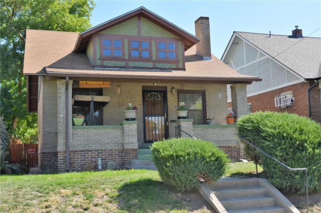 3430 N Gaylord Street, Denver, CO 80205 (#7751658) :: The Heyl Group at Keller Williams