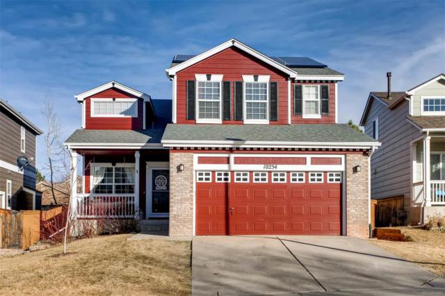 10254 Rotherwood Circle, Highlands Ranch, CO 80130 (#7751839) :: Colorado Team Real Estate