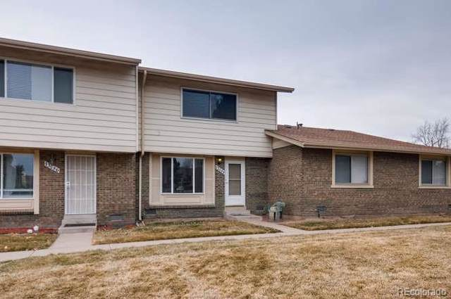 13088 E Kansas Place, Aurora, CO 80012 (#7751998) :: Bring Home Denver with Keller Williams Downtown Realty LLC
