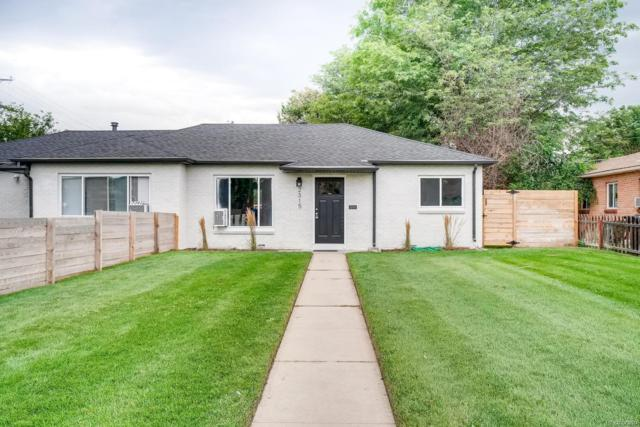 2315 Oneida Street, Denver, CO 80207 (MLS #7752159) :: 8z Real Estate