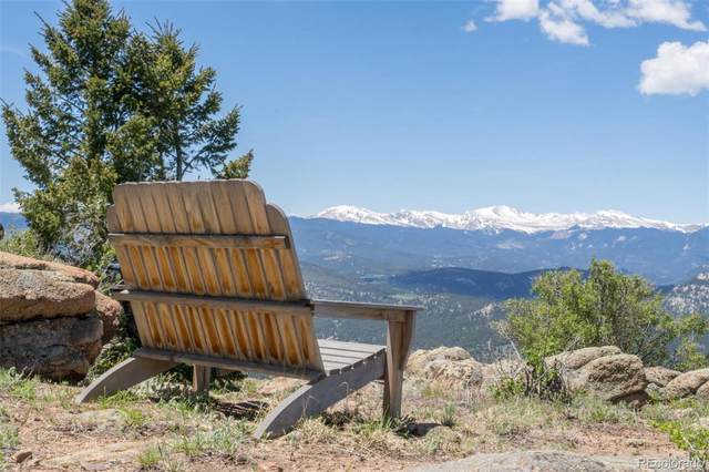 25901 Independence, Evergreen, CO 80439 (MLS #7752701) :: 8z Real Estate