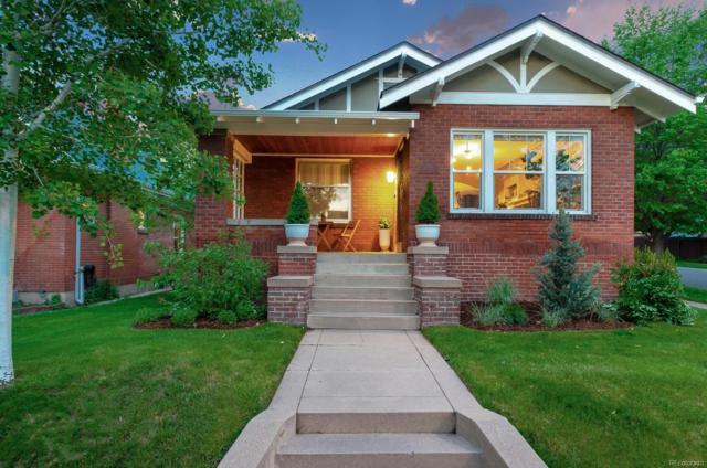 994 S Emerson Street, Denver, CO 80209 (#7753992) :: The HomeSmiths Team - Keller Williams
