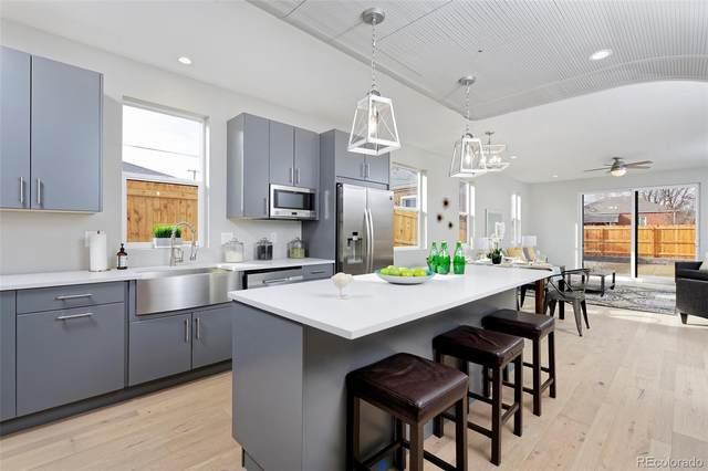 1447 Ivy Street, Denver, CO 80220 (MLS #7754413) :: 8z Real Estate