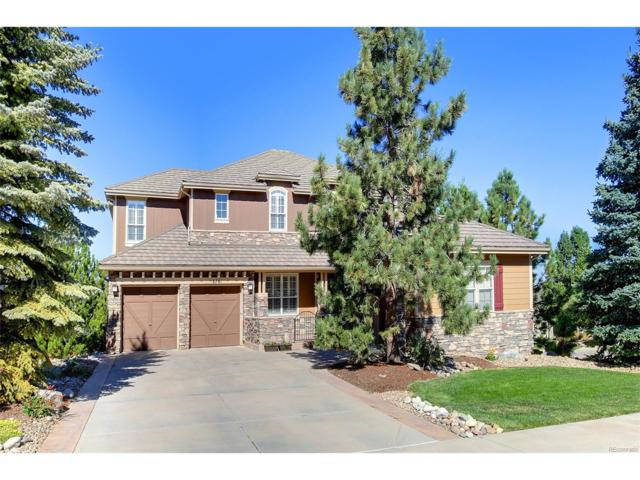 6761 Mary Court, Castle Pines, CO 80108 (#7754458) :: RE/MAX Professionals