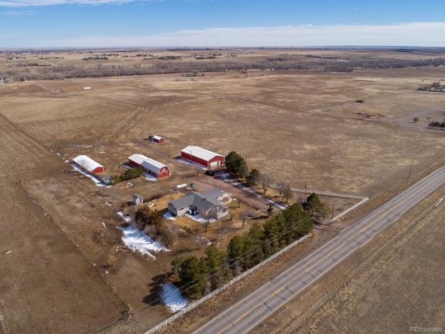 3820 Kiowa Bennett Road, Bennett, CO 80102 (MLS #7755819) :: 8z Real Estate